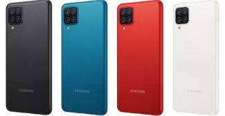 Стал известен официальный прайс на бюджетник Samsung Galaxy A12