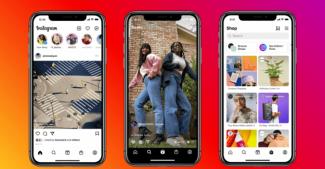 Instagram выпустил очередное обновление интерфейса в своем приложении