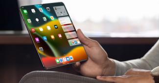 Слух: Apple готовы показать свой складной смартфон уже в 2022 году