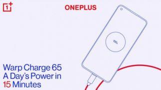 По словам OnePlus, OnePlus 8T будет заряжаться ну очень быстро