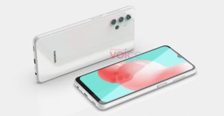 Появились изображения нового бюджетника Samsung Galaxy A32 5G