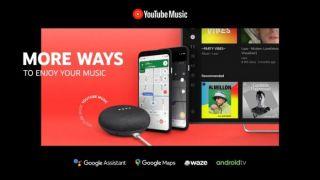 Google расширяют функциональность YouTube для Android TV, упрощают использование YouTube Music