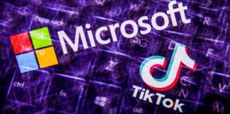 Теперь Microsoft хочет купить весь TikTok. Стоимость сделки оценивают в $50 миллиардов