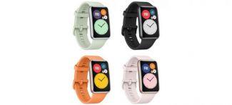 В Сети появился сертификат на новые часы от Huawei Watch Fit
