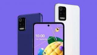 LG выпустили новый спорный смартфон LG Q52 на базе MediaTek