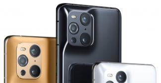 В Oppo Find X3 Pro ставку сделают на дисплей и камеры