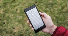 Kingrow K1 — смартфон с E Ink экраном