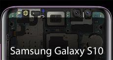 Samsung Galaxy S10 получит новый метод разблокировки и лишится старого