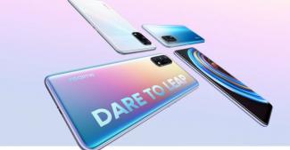 Realme ограничат скорость зарядки до 50 Вт для тайваньского варианта Realme X7 Pro