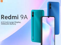 Xiaomi представили новую версию Redmi 9A в Китае