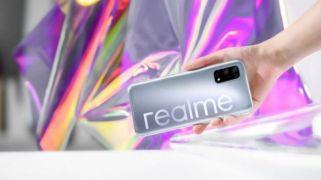 Realme готовит новую линейку устройств, первым смартфоном станет Realme V5