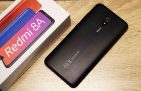 Xiaomi обновила свой бюджетник Redmi 8A до 10 версии Android, но забыла про MIUI 12