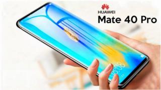 Huawei Mate 40 Pro будет работать на еще не вышедшей EMUI 11 прямо из коробки