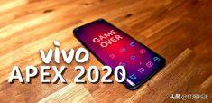 В сети появились рендеры Vivo Apex 2020
