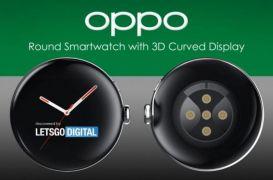 В Сеть утек патент на интересные часы от OPPO