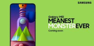 Samsung Galaxy M51 появился на Amazon India раньше официального старта продаж