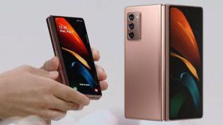 Умельцы доказали, что новый Samsung Galaxy Z Fold 2 не такой хрупкий, как его предшественник