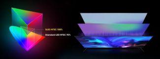 Realme представила первый в мире смарт-телевизор с матрицей SLED