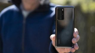 Huawei продолжает улучшать камеру на P40 благодаря обновлениям EMUI