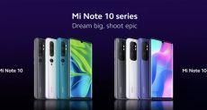 Xiaomi Mi Note 10 Lite: смотрим рендеры и узнаем дату премьеры