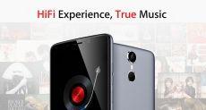 Ulefone Vienna: официальный анонс, полные характеристики и стоимость первого музыкального смартфона в линейке производителя