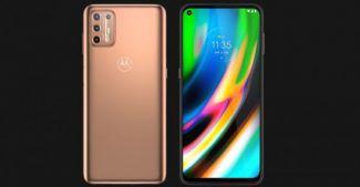 В Сети появилась информации о новой версии Motorola Moto G9 Plus – выход не за горами