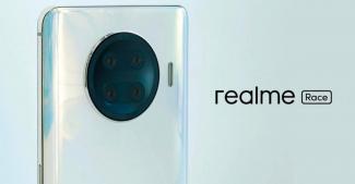 Флагман Realme Race на Snapdragon 888 станет первым смартфоном новой линейки компании