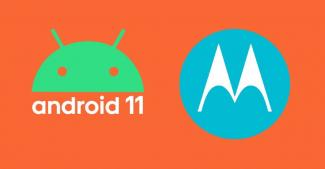 Motorola выложила список своих смартфонов, которые получат Android 11
