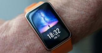 Специальная версия фитнес-часов Huawei Watch Fit Elegant Edition должна выйти совсем скоро