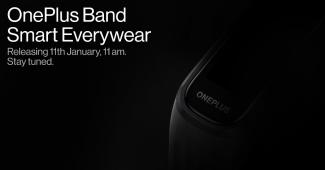 Презентация фитнес-браслета OnePlus Band назначена на 11 января