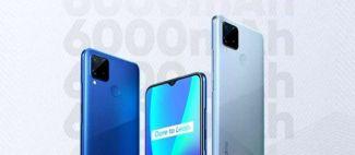 Realme представит новинку Realme C15 28 июля – ставка на царскую автономность