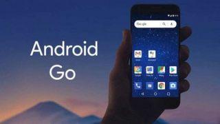 Google ожидает появления большего количества смартфонов на Android GO с выходом Android 11