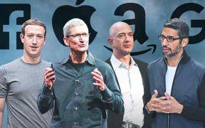 Главы четырех крупнейших компаний предстанут перед Конгрессом США