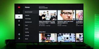 YouTube для Android TV обновился и стал еще удобнее