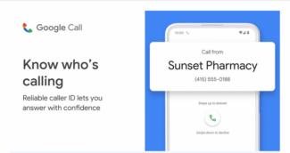 «Звонилка» от Google получит обновленные название и дизайн