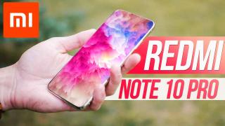 Redmi Note 10 Pro уже пути! Новые сливы об iPhone 13 и камера под экраном от Samsung