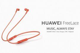 Инсайдер раскрыл новую информацию о наушниках Huawei FreeLace Pro