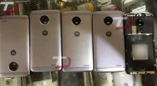 Moto E4 Plus показал себя на «живых» фото