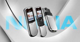 Характеристики Nokia 6300 и Nokia 8000: обычные звонилки