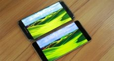 Ulefone Future против Samsung Galaxy S7 Edge в сравнении дисплеев и габаритов корпуса
