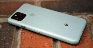 У Google Pixel 5 снова проблемы
