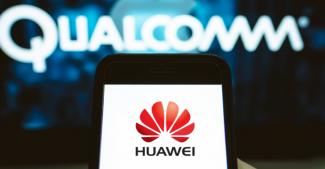 Huawei прикупит больше чипов Qualcomm