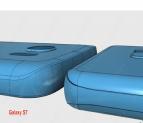 Камера в Samsung Galaxy Note 6/7 будет выступать над корпусом меньше, чем в Galaxy S7 и Galaxy Note 5