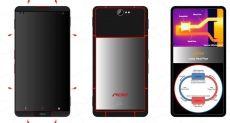 Asus Z2 Poseidon – концепт игрового смартфона с охлаждением на тепловых трубках