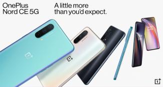 Анонс OnePlus Nord CE 5G: тоньше и выносливее