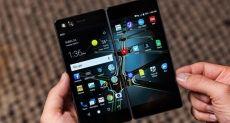 Появились очередные подробности о складном смартфоне Samsung