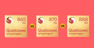 Redmi K40 на Snapdragon 870 сравнили с Snapdragon 865 и 888 в синтетических тестах