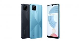 Вышел Realme C21: простой мобильник с хорошей автономностью