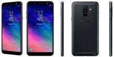 Samsung Galaxy A6 и Galaxy A6+: пресс-изображения и все характеристики