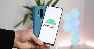 Обновление до Android 11 для OnePlus 7 и OnePlus 7T задерживается